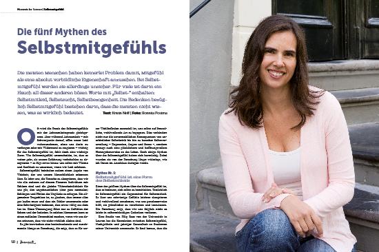 moment by moment 02/2017: Selbstmitgefühl - Artikelvorschau Kristin Neff: die fünf Mythen des Selbstmitgefühls