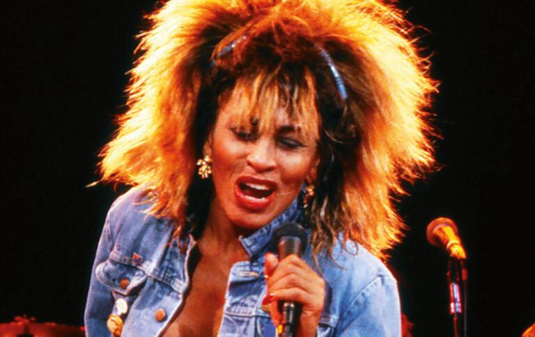 Tina Turner bei einem Konzert: Beitragsbild Artikel Das Brüllen der Löwin   moment by moment 04/2020 Trauma und Transformation