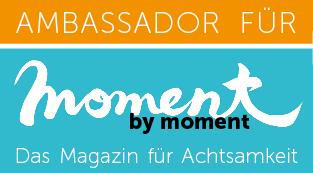 Logo moment by moment Ambassador high resolution