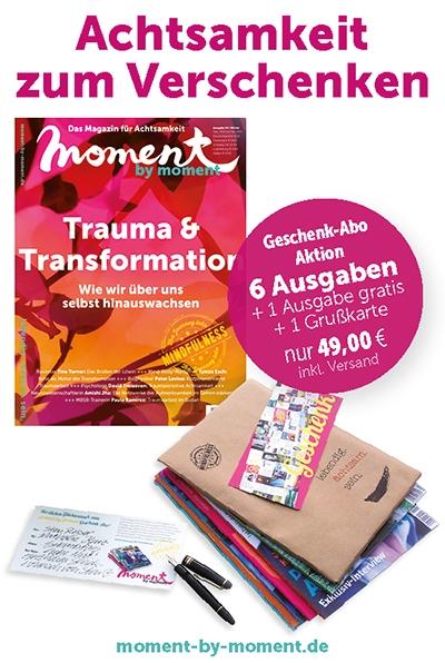 anner Geschenk-Abo Trauma und Transformation High Resolution