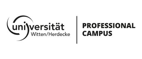 Logo des Professional Campus der Universität Witten/Herdecke