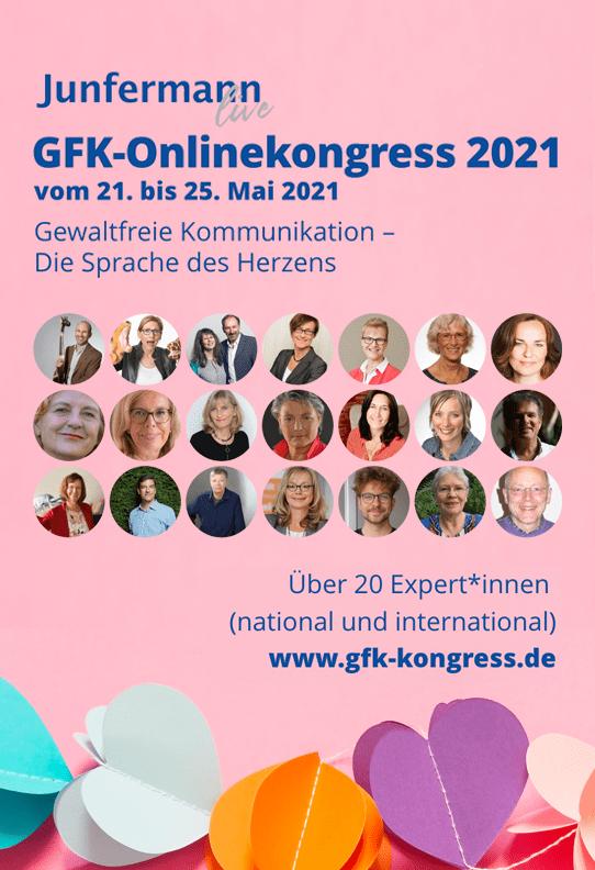 Banner Junfermann GKG Kongress 2021