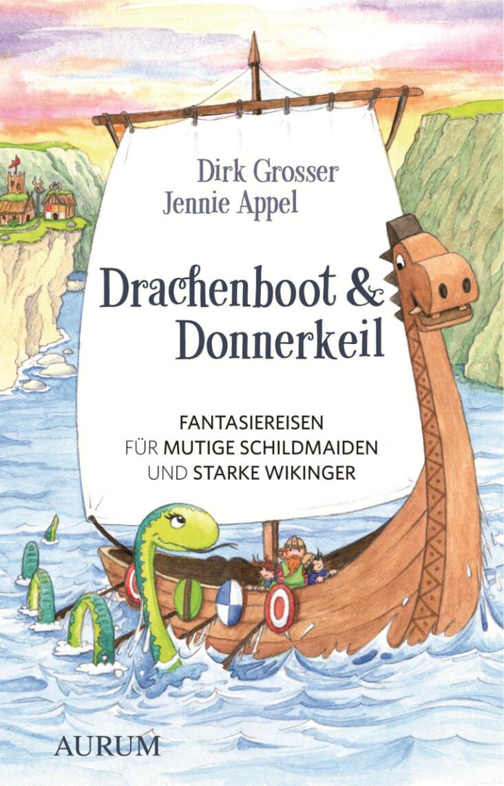 Cover des Buches Drachenboot & Donnerkeil von Dirk Grosser und Jennie Appel