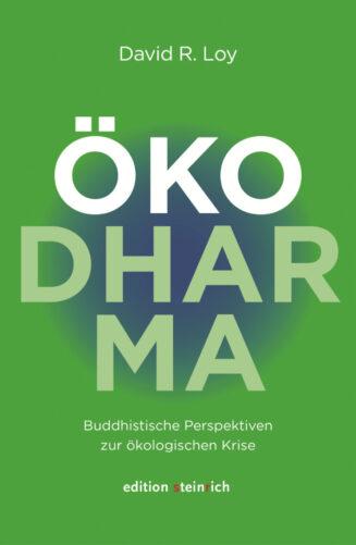 Cover des Buches Ökodharma von David R. Loy