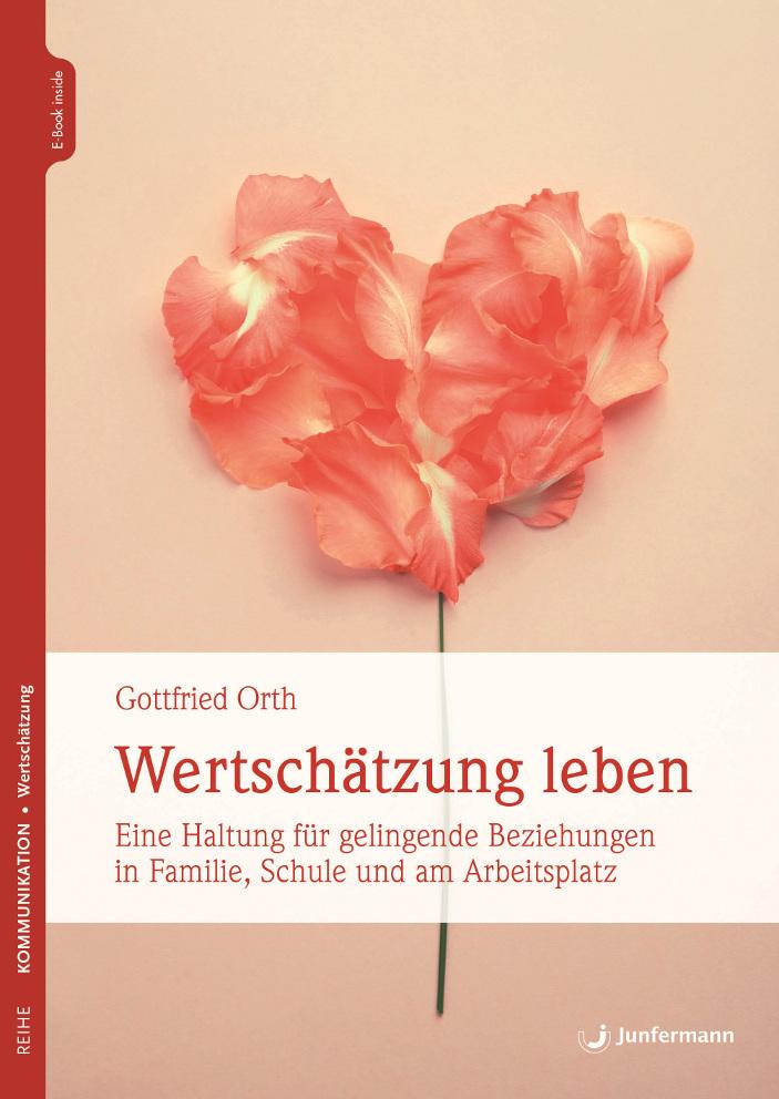 Cover des Buches Wertschätzung leben von Gottfried Orth
