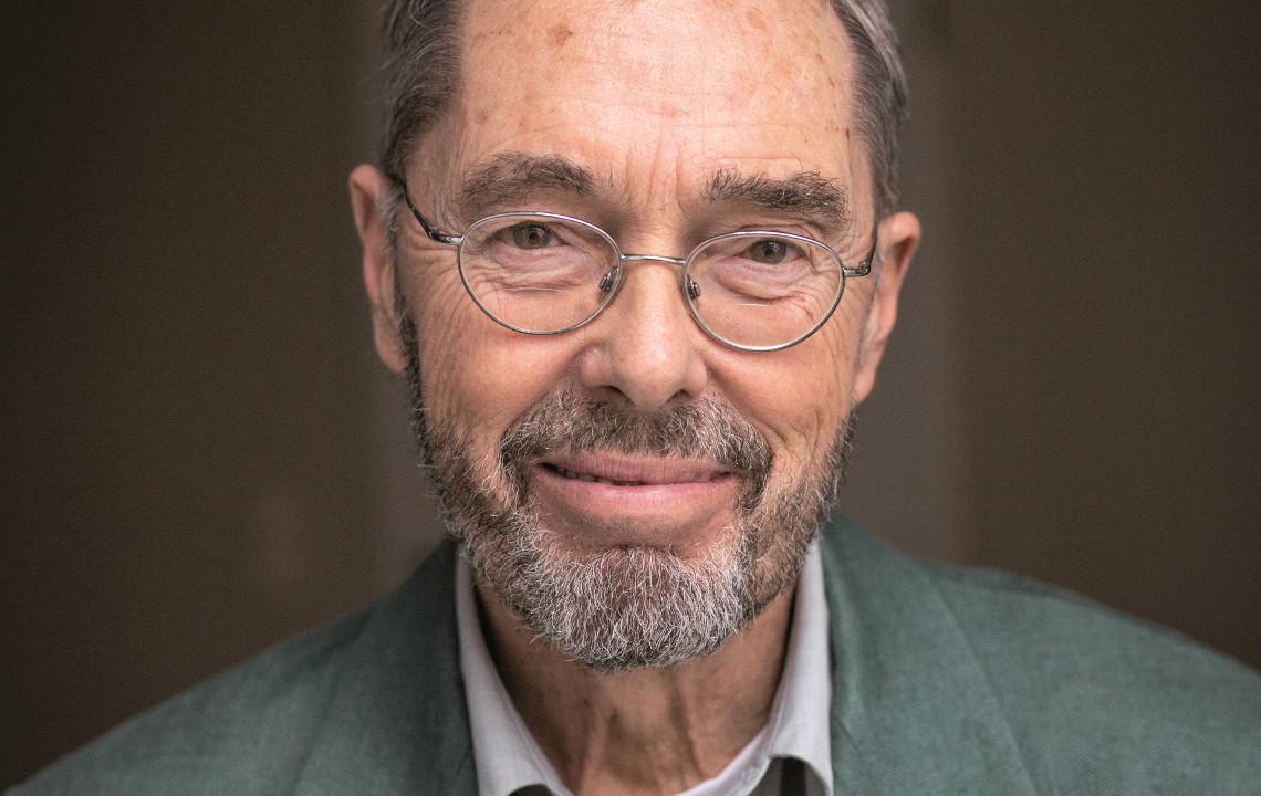 Porträtaufnahme von Friedemann Schulz von Thun